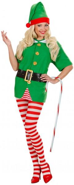 Bastón Caramelo de Navidad 82cm