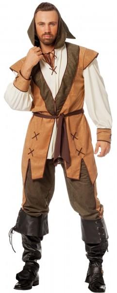 Mittelalter Bogenschütze Kostüm Für Herren