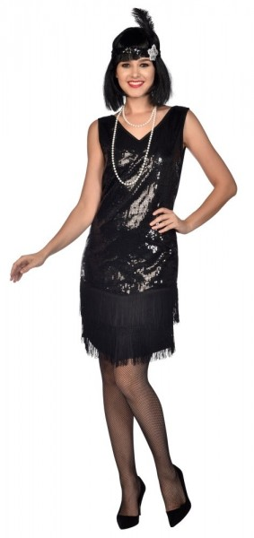Deluxe 1920's Flapper Costume Ladies