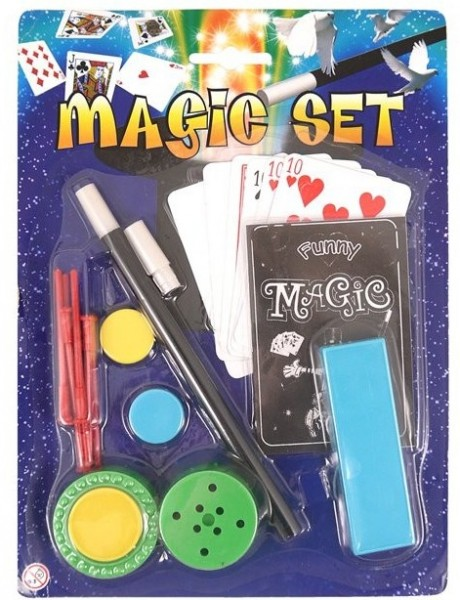 Magisches Zaubertrick Mitgebsel-Set