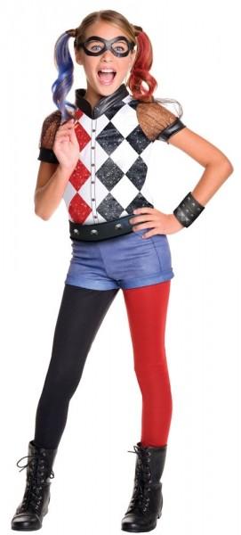 Harley Quinn Suicide Squad Kostüm Für Kinder