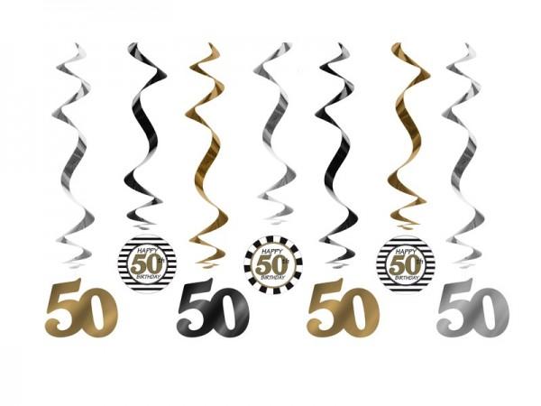7 Happy Birtday 50 Wirbel 1