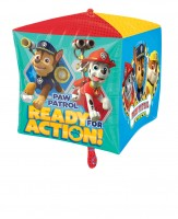 Paw Patrol Cubez Ballon Ready for action