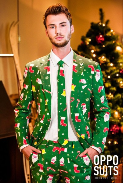 OppoSuits party suit Santaboss