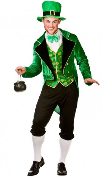 St. Patrick Leprechaun Kostüm für Herren