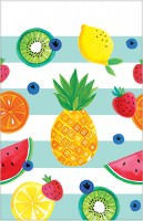 Tutti frutti Tischdecke 2,59 x 1,37m