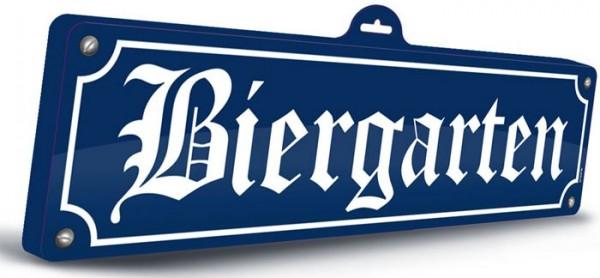 Beer Garden Sign 46cm x 13cm