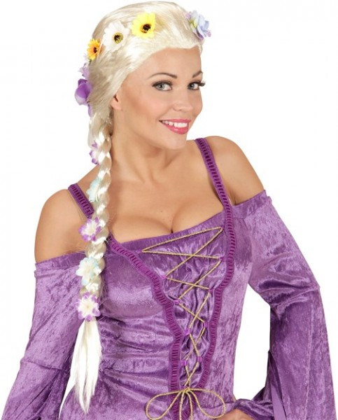 Märchen Rapunzel Perücke 1