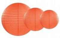 Lampion Lilly orange 20cm