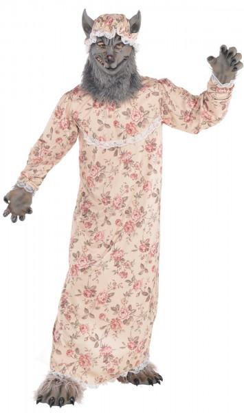 Großmutter Wolfskostüm