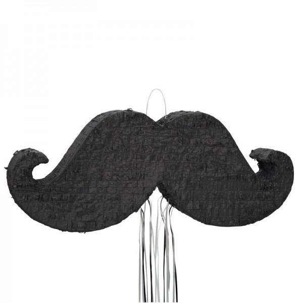 Mustache Zug Pinata 30x77cm