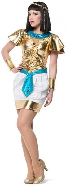 Schöne Cleopatra Damenkostüm