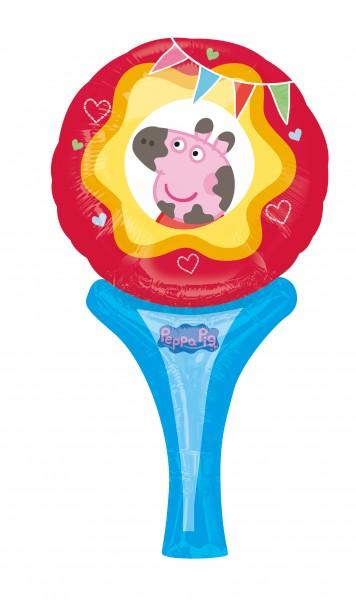Aufblasbarer Peppa Pig Zauberstab 1