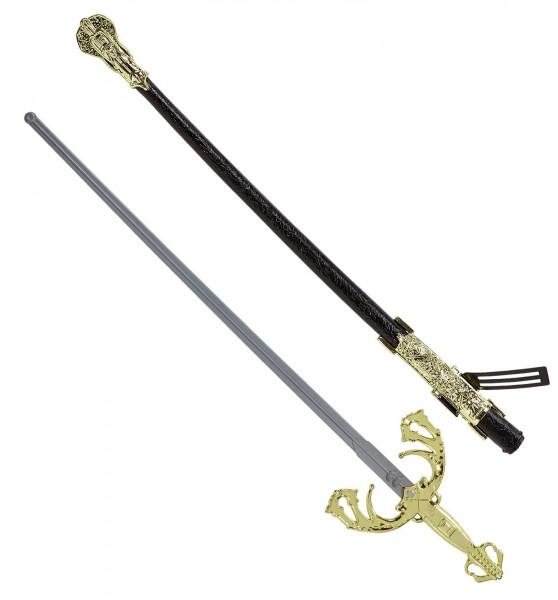 Goldenes Königsschwert
