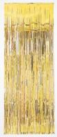 Goldener Türvorhang 2,4m x 91,4cm