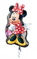 Folienballon Happy Minnie