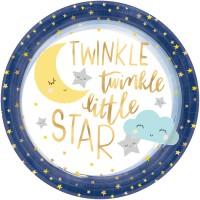 8 Twinkle Little Star Teller 27cm