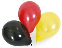 15 Deutschland Fan Ballons