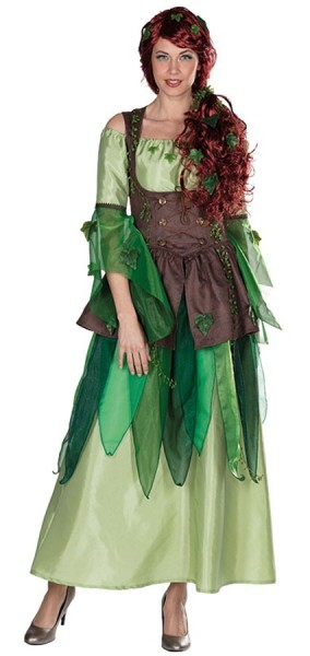 Enchanted Forest Witch Xenia Costume