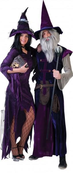 Costume de magicien Merian
