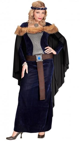 Szlachetny kostium celtyckiej pani Mirandy