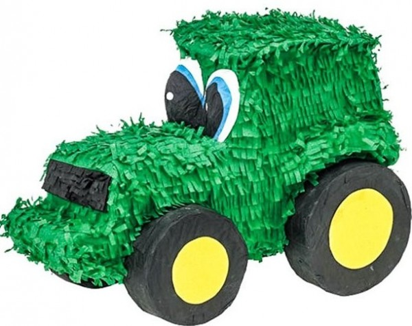 Tracteur Murphy Pinata 45cm