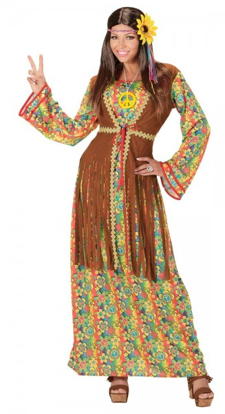 Hippie lady Wellori costume