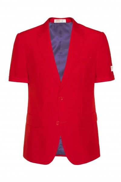 OppoSuits summer suit Red Devil