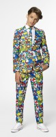 Opposuits Teen Boy Super Mario Anzug