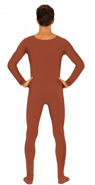Body homme marron 4