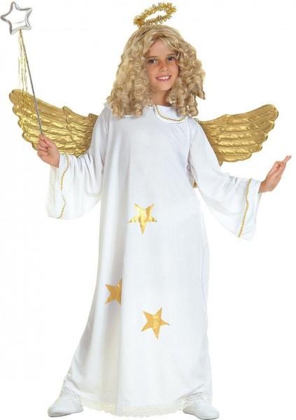 Disfraz de angelito celestial