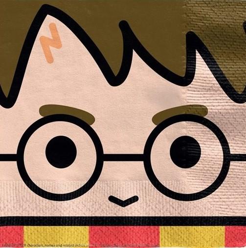 16 Harry Potter strippapieren servetten 33 cm