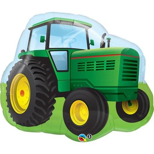 XXL tractor folieballon 86cm