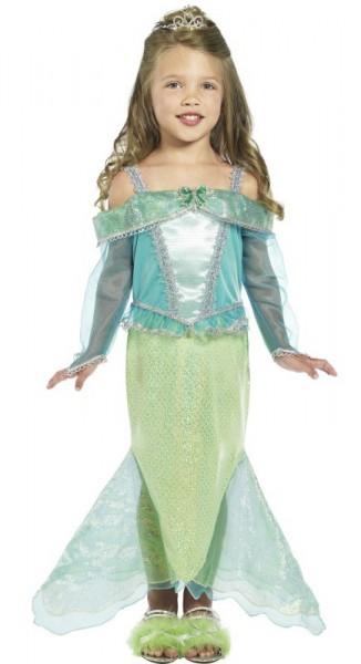Meerjungfrau Melody Kinderkostüm
