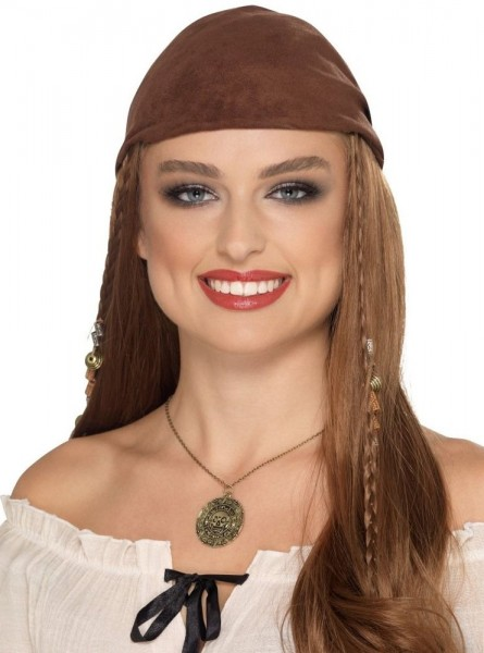 Goldene Piratenkette Lizzy