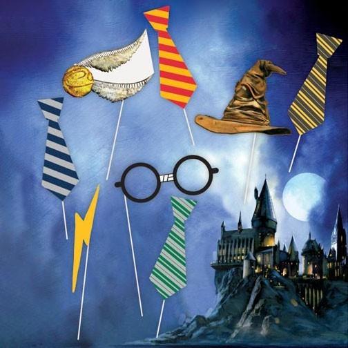 8 Harry Potter-fotorekwisieten