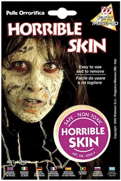 Trucco horror pelle orrorifica