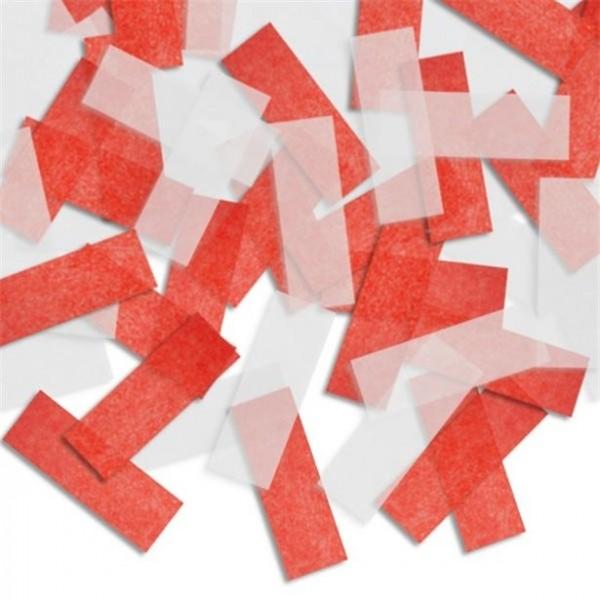 Confeti piñata rojo y blanco