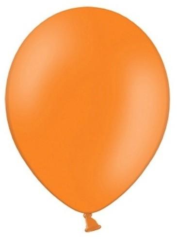 100 Celebration Ballons orange 29cm