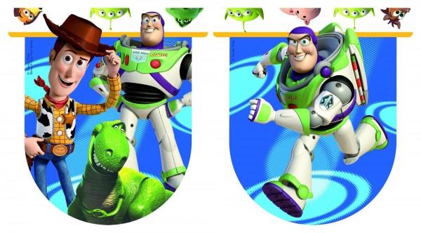 Toy Story Power Flaggen Girlande 3m