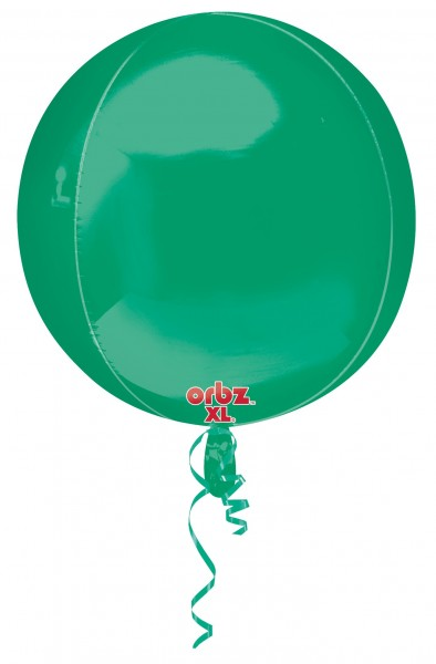 Ballon ballon vert foncé