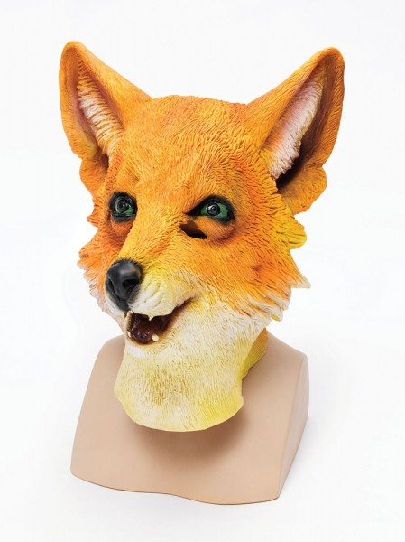 Fox Mask Deluxe