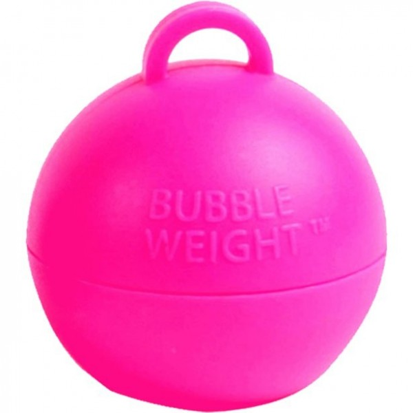 Ball balloon weight pink 35g