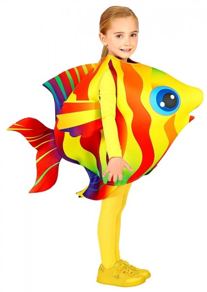 Maldives fish costume for kids