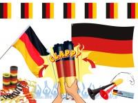 Deutschland WM Deko Partypaket