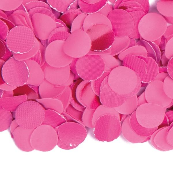 Papirkonfetti i lyserød 100 g