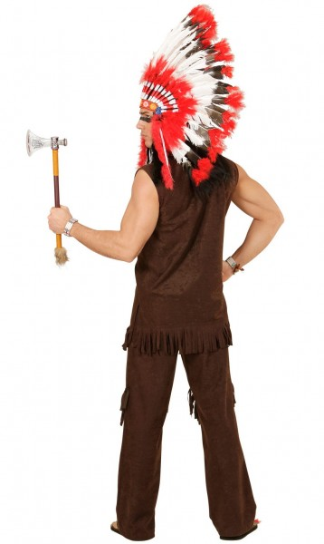 Costume uomo indiano capo Kenai