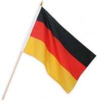 Deutschland Fan Flagge 30 x 45cm