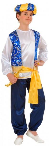 Arabischer Prinz Sultan Kinderkostüm