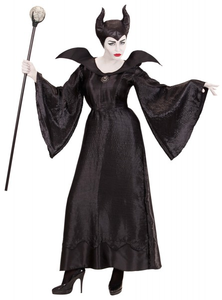 Fata Melville Dark Maleficient costume